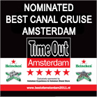 amsterdam jewel cruises time out award
