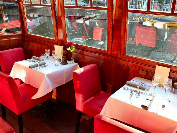 romantic dinner cruise evening amsterdam